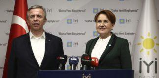 Çin Büyükelçiliği'nden Mansur Yavaş ve Meral Akşener'e 'Doğu Türkistan' yanıt