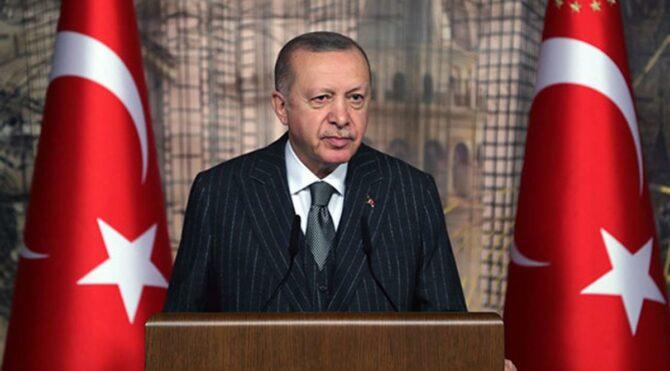 Cumhurbaşkanı Erdoğan açıkladı! Libya'ya 150 bin aşı verilecek