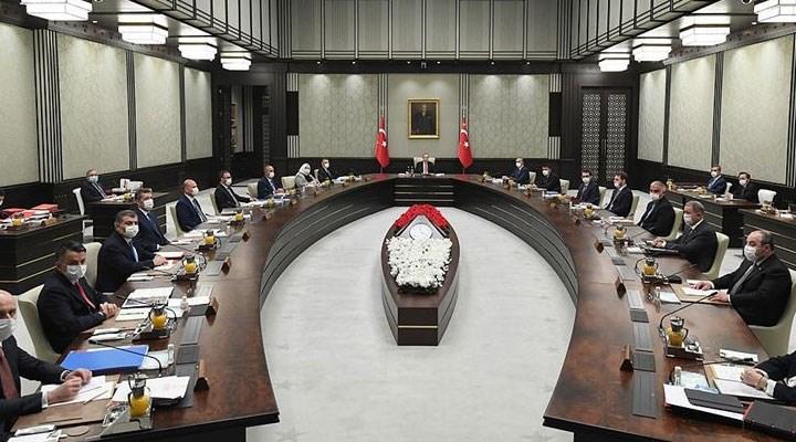 """Cumhurbaşkanlığı Kabinesi bugün toplanıyor: Gündemde """"tam kapanma"""" var"""