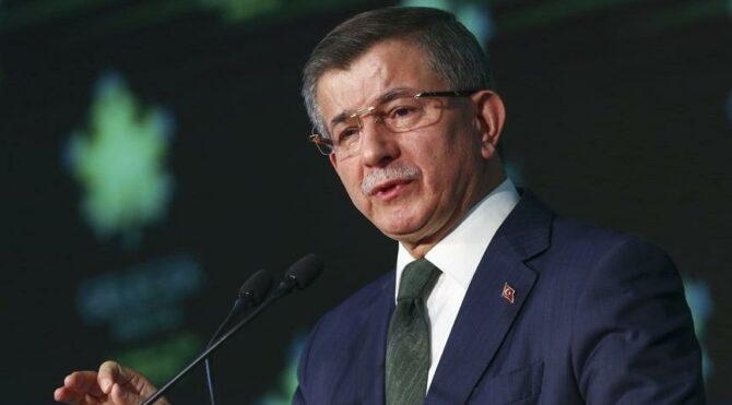 Davutoğlu: AKP'li belediyelerden insan kaçakçılığı foseptiği saçılıyor, tam bir skandal