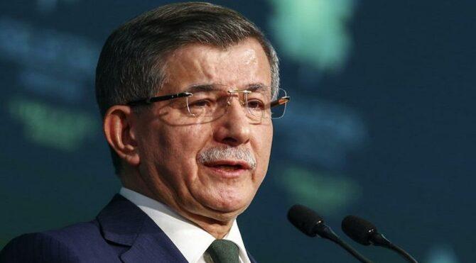 Davutoğlu: Sayın Cumhurbaşkanı'na tarihi bir şekilde çağrıda bulunmak istiyorum