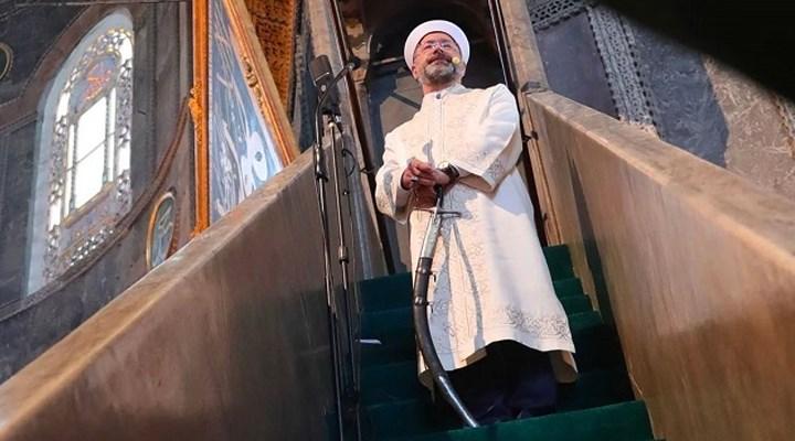 Diyanet İşleri Başkanı Ali Erbaş: Dini istismar eden yapılara müsaade etmemeliyiz