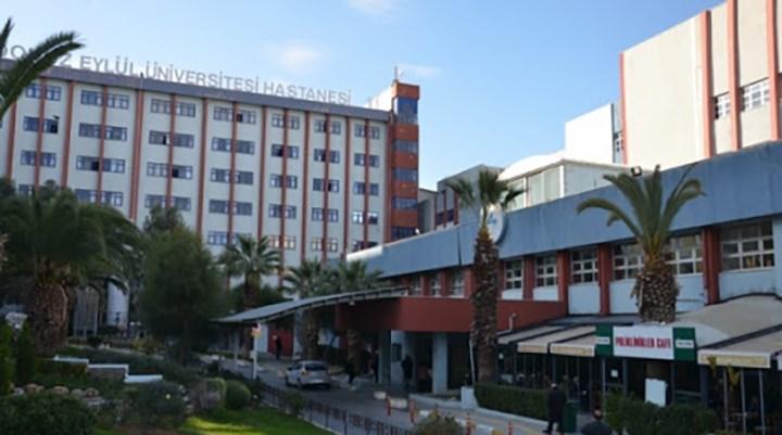 Dokuz Eylül Üniversitesi'nde poliklinik randevuları iptal