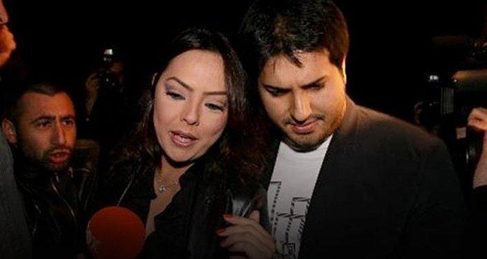 Ebru Gündeş ,Reza Zarrab'tan boşandı