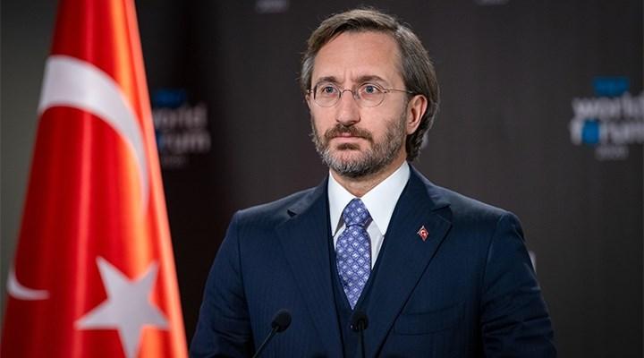 Fahrettin Altun 'un kadro statüsü: 'Siyasi memur'