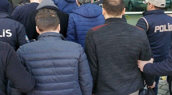 FETÖ'nün 'mülki idare' yapılanmasına yönelik operasyon da 51 şüpheliden 26'sı gözaltına alındı