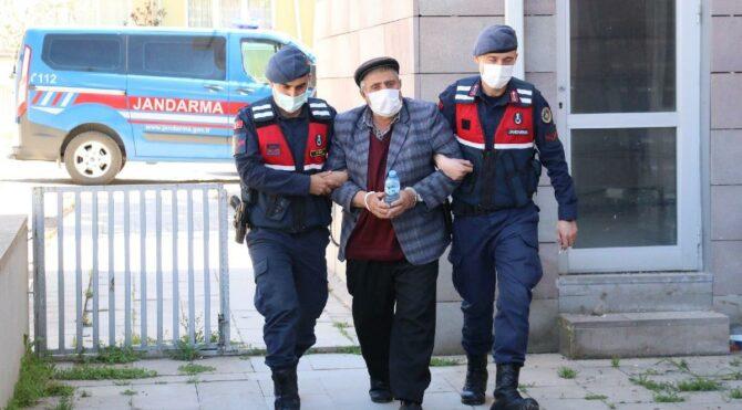 Gelini ile komşusunu yatak odasında basan kayınpeder tutuklandı