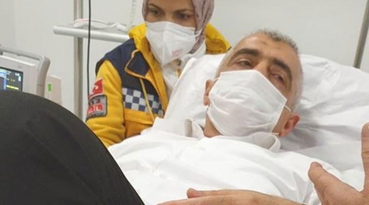 Gözaltına alındıktan sonra fenalaşan HDP'li Gergerlioğlu, yoğun bakıma alındı