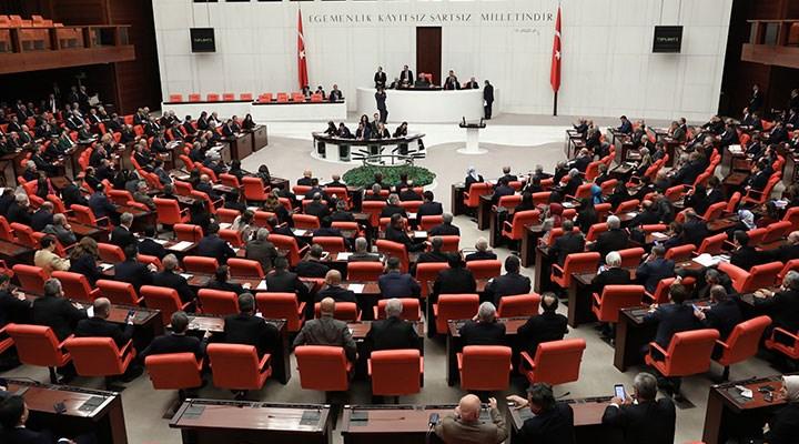 HDP'li 11 milletvekili hakkında 14 yeni fezleke Meclis'te