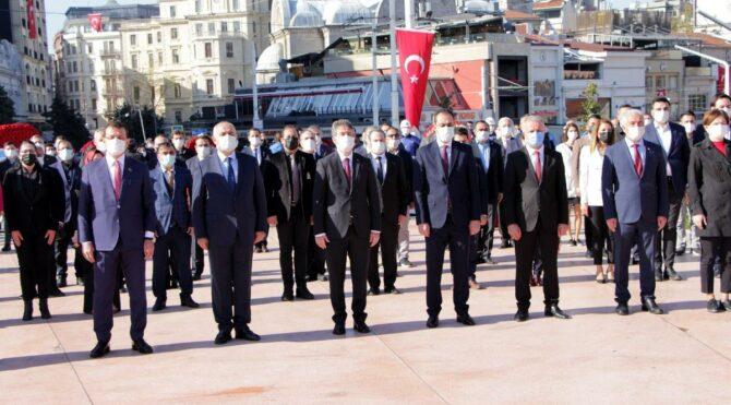 İmamoğlu'ndan İl Milli Eğitim Müdürü Levent Yazıcı'ya sert tepki: Zavallı