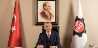 İSO Başkanı Erdal Bahçıvan: Sanayicilerin vergi ve SGK primleri ertelenmeli