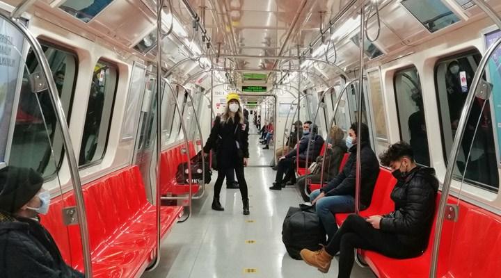 İstanbul'da metro seferlerinde 'tam kapanma' düzenlemesi