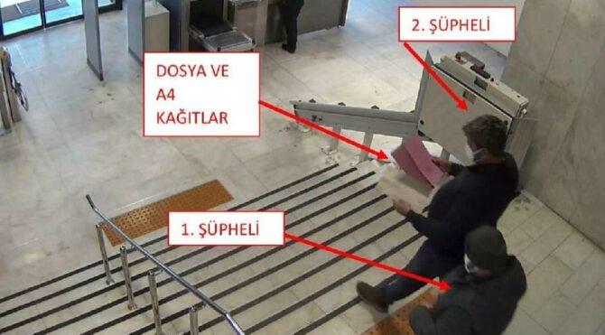 İzmir'de Merkez Bankası adına sahte evrakla dolandıran şebeke yakalandı