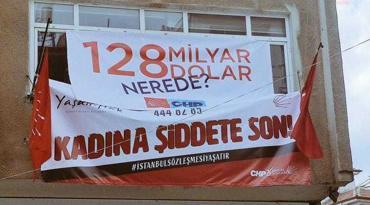 Karaman'da 'koronavirüs tedbirleri' nedeniyle afiş asmak savcılık kararıyla yasaklandı!
