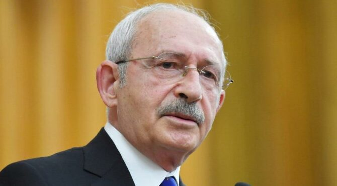 Kılıçdaroğlu: Bizim belediyelere yetki verilseydi aşı işininide çözerlerdi