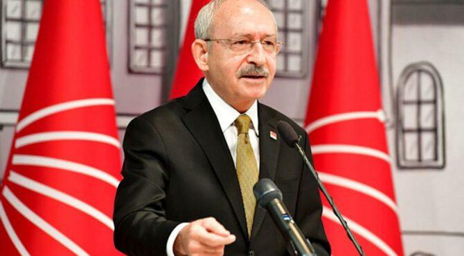 Kılıçdaroğlu, Erdoğan'a Barış Manço'nun 'Halil İbrahim sofrası' şarkısıyla seslendi