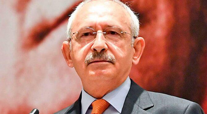 Kılıçdaroğlu'ndan emekli amirallerin bildirisiyle ilgili açıklama