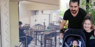 Konya'da bir şahıs nargile içtiği kafeye, polis baskını sırasında kaçmak isterken yaşamını yitirdi