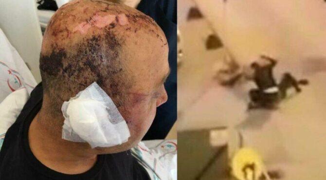 Mahkeme telsizle polis döven zanlının tutuklanması talebini reddetti