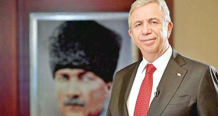 Mansur Yavaş'tan esnafa : Yüzde 0 komisyonla 'Lezzet Ankara' uygulaması