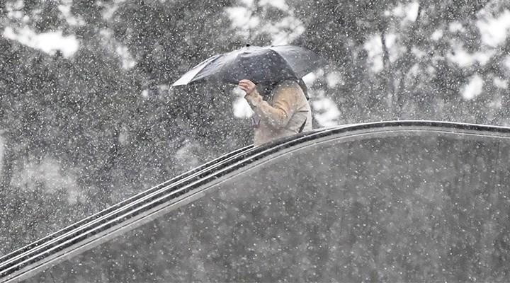 Meteoroloji'den sağanak yağış ve lodos uyarısı