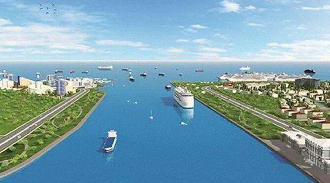 Metropoll'ün araştırmasına göre:Halkın yarısı Kanal İstanbul'a karşı ve Montrö'nün yanında