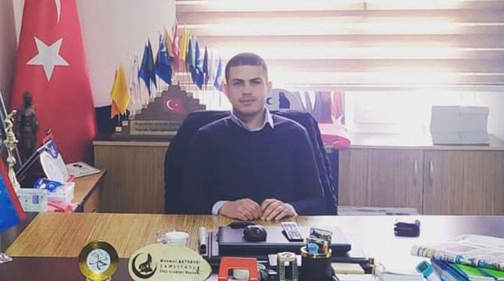 Nutuk dağıtmak isteyen Çamlıyayla Ülkü Ocakları Başkanı görevden alındı