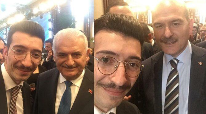 Para saçma görüntüleri ortaya çıkan şahıs ,AKP'li belediye personeli çıktı