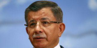 Tam kapanma kararı sonrası Davutoğlu'ndan hükümete nakdi hibe desteği çağrısı