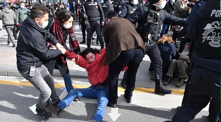 TİHV verilerine göre:152 öğrenciye beş yılda 500 yıl hapis cezası verilmiş