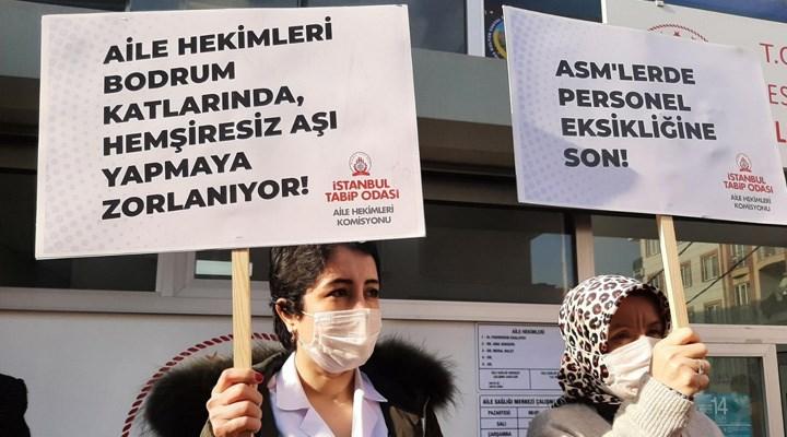 Türk Tabipleri Birliği, Aile Sağlığı Merkezleri için kampanya başlattı