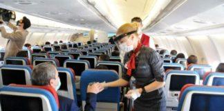 Uçaklar yüzde 50 kapasite kuralından muaf tutuldu