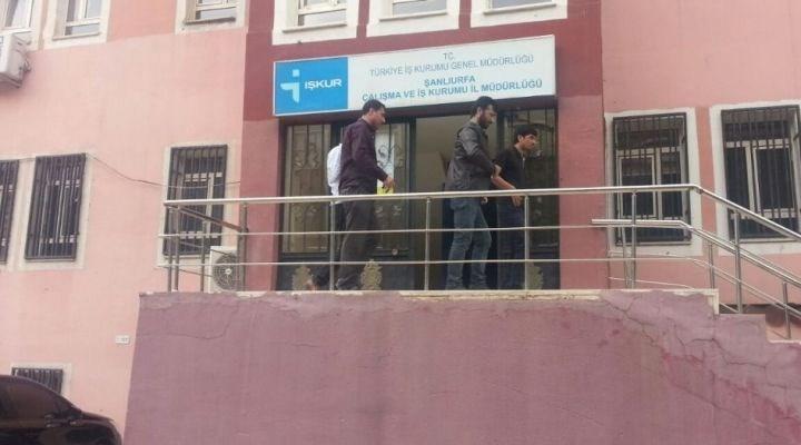 'Urfa'da İŞKUR personelleri darp edildi' iddiası