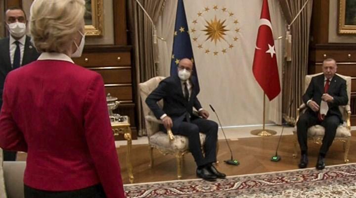 Ursula Von der Leyen: Türkiye ziyaretimde incindim ve kendimi yalnız hissettim