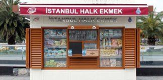 Üsküdar Belediyesi, Halk Ekmek büfelerini kaldırmaya çalıştı: İBB tepki gösterdi