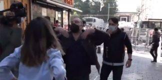 1 Mayıs eylemlerini görüntüleyen gazeteciler genelge gerekçesiyle engellendi
