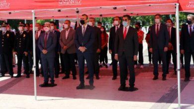 19 Mayıs törenine katılmayan Antep il yöneticilerine seslend,Şehitlerimizin kemikleri sızlıyor