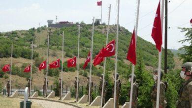 28 yıl önce Bingöl-Elazığ karayoludna haince şehit edilen 33 asker törenle anıldı