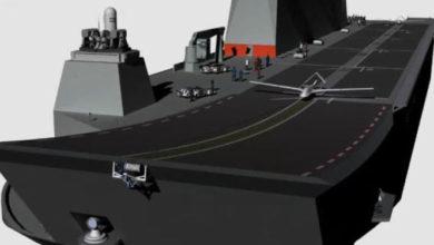 ABD'li Forbes dergisi: Türkiye, TCG Anadolu'yu dünyanın ilk gerçek drone uçak gemisi yapacak