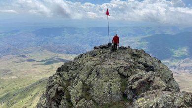 AKP'li belediye başkanı, Süleyman Soylu'ya destek için dağa çıktı