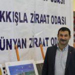 AKP'li il başkanı Ziraat odası başkanını hizaya çekmeye çalıştı:Ayağını denk al