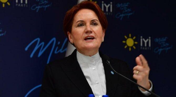 Akşener'den 'illüzyonist Erdoğan' paylaşımı
