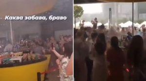 Antalya'da korona partisinin yapıldığı otel mühürlendi