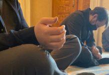 Berat Albayrak'ın ilk fotoğrafı camide çekilip sosyal medyada paylaşıldı