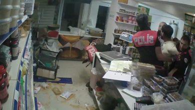 Burdur'da covid-19 tedbirlerine uymayan esnafla polislr arasında arbede: Soruşturma başlatıldı