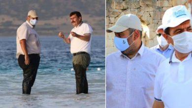 Burdur Valisi Arslantaş'tan Erkam Yıldırım'a destek paylaşımı