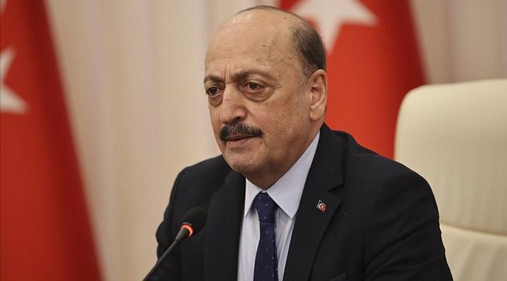 Çalışma Bakanı Bilgin'den Erdoğan'ı övgülü '1 Mayıs' mesajı