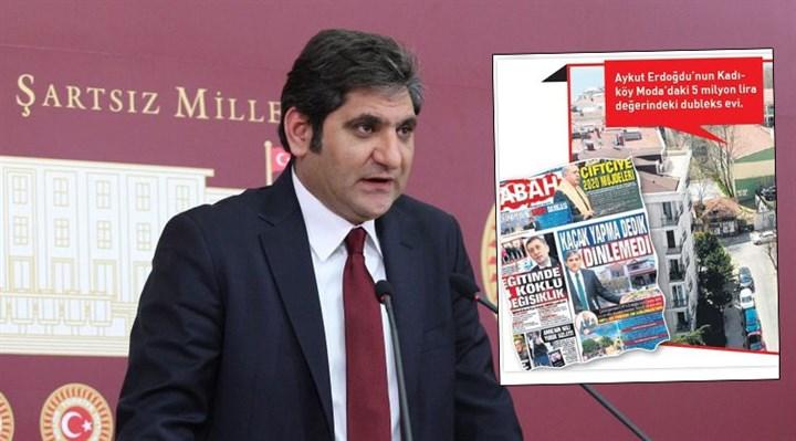 CHP'li Aykut Erdoğdu'dan WhatsApp yazışmalarını yayımlayan Sabah'a yanıt