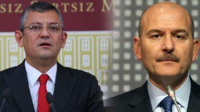 CHP'li Özgür Özel'den, Soylu'ya '10 bin dolar alan siyasetçi' tepkisi