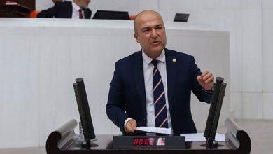 CHP'li vekil Bakan: 10 bin ton çöp aylardır Türkiye limanlarında bekliyor
